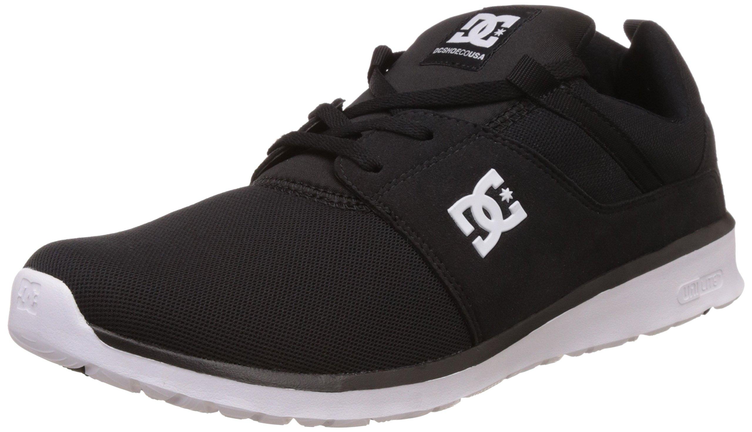 DC Heathrow, Men's Training Running Shoes, Black (0), 8.5 UK