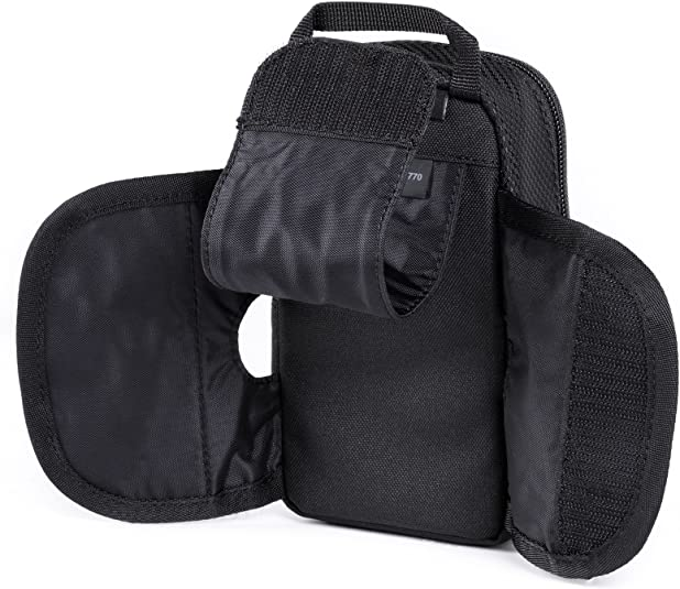 negro Peak Design Compact Strap Pack-black