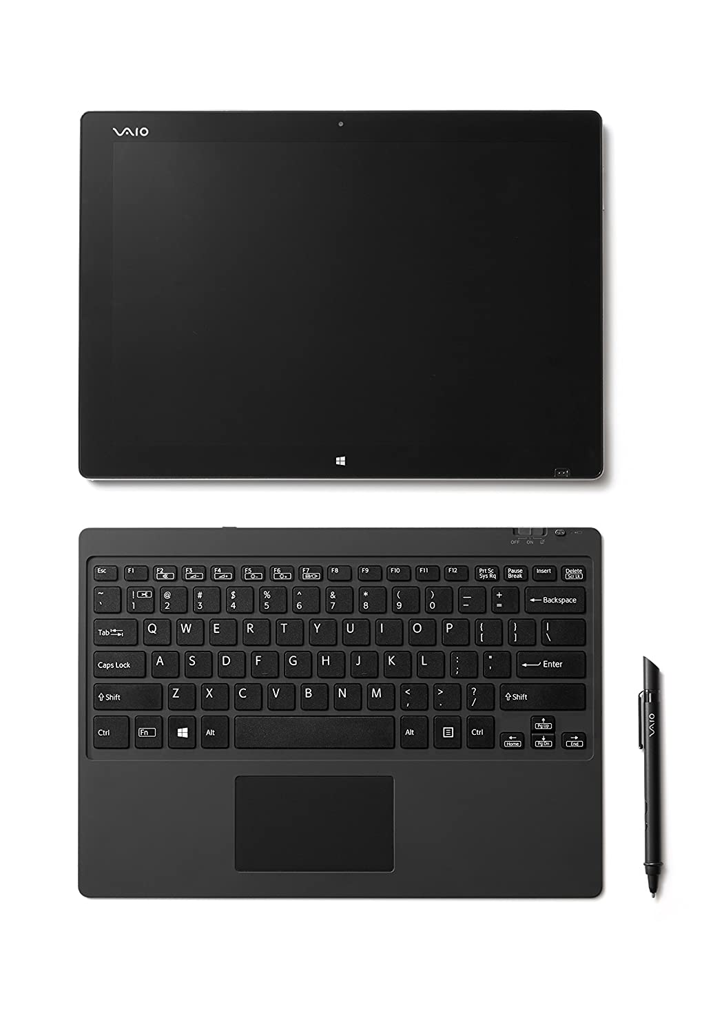 "VAIO Z Canvas 12.3"" Laptop (Core i7 Quad Core, 16 GB RAM, 512 GB SSD, Windows 10 Pro)"