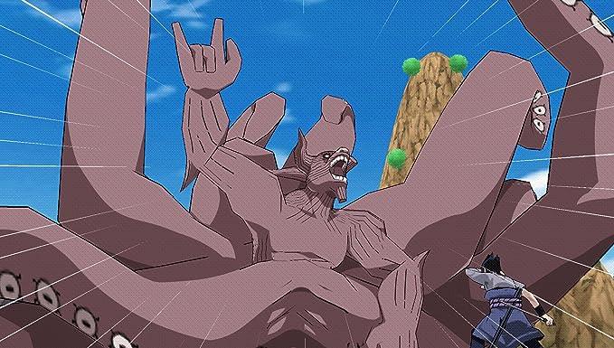 Naruto Shippuden: Ultimate Ninja Impact [Importación alemana ...