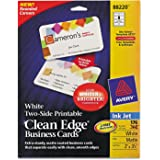 AVE88220 - Avery Clean Edge 88220 Business Card