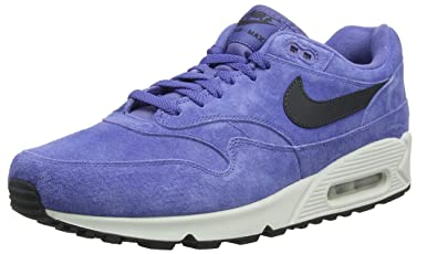 huge discount 25d29 119e9 Nike Herren Air Max 90/1 Sneakers Mehrfarbig (Purple Basalt/Anthracite /Summit