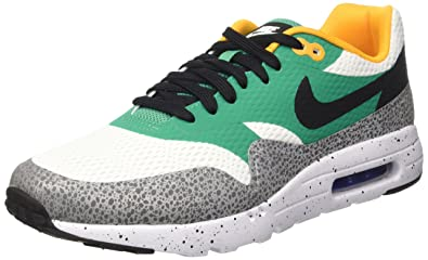 check out 95f99 8260d Nike Air Max 1 Ultra Essential, Men s Low-Top Sneakers, White (White