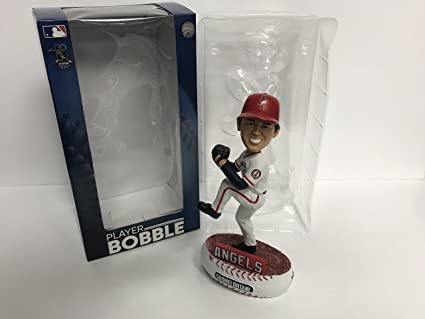 a83aeac8f7c Image Unavailable. Image not available for. Color  SHOHEI OHTANI 2018 Los  Angeles Angels ROOKIE Limited Edition Bobblehead Japan Superstar