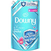 Downy Anti-Bacterial Concentrate Fabric Softener Refill, 1.4L