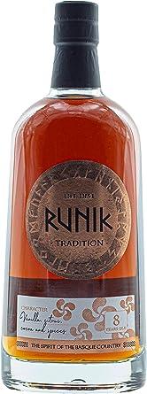 Ron Runik Tradition 8 Años - Manuel Acha Fabrica De Licores ...