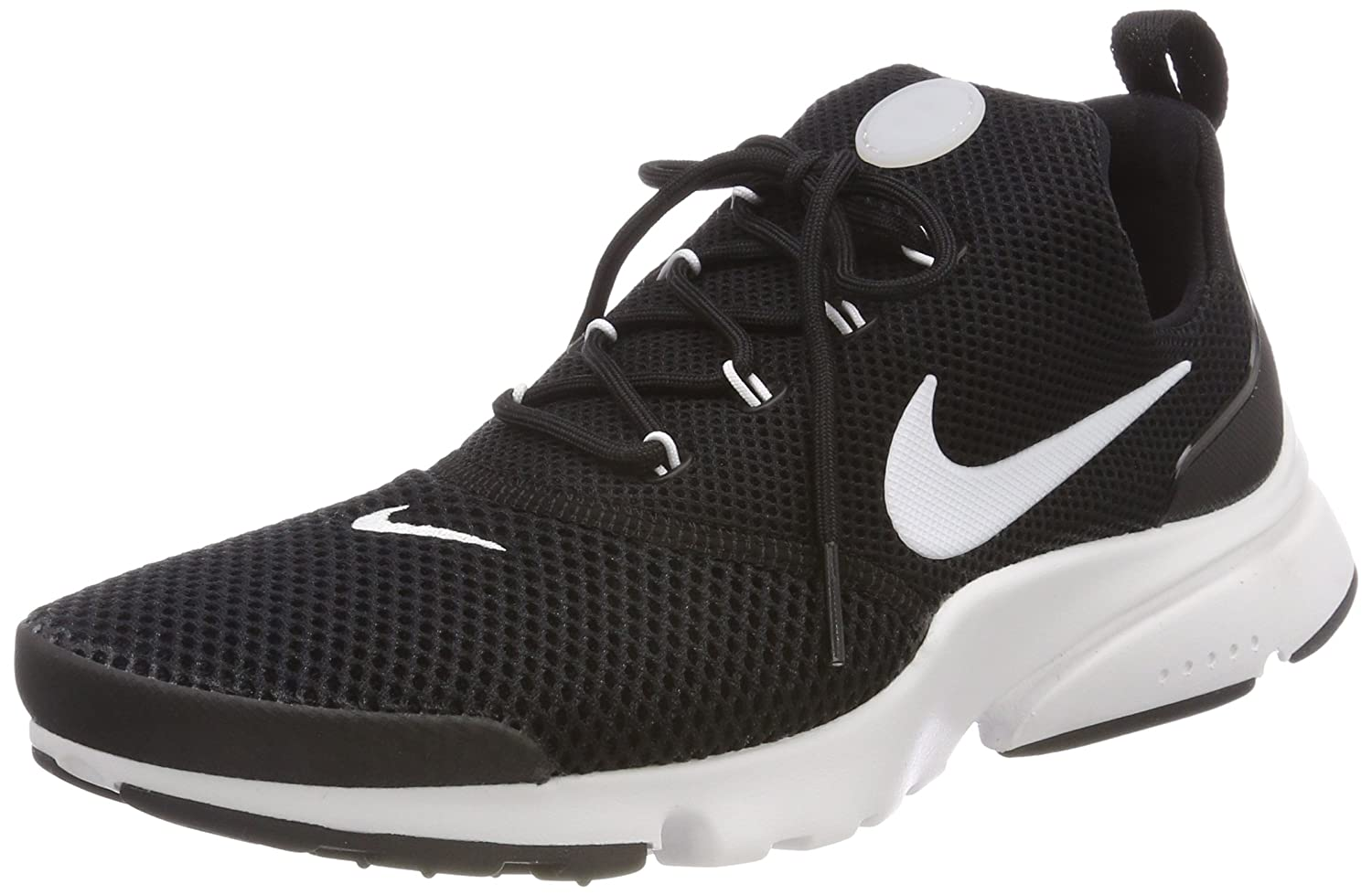 Amazon.com | Nike Mens Presto Fly Low Top Lace Up Trail Running Shoes | Road Running