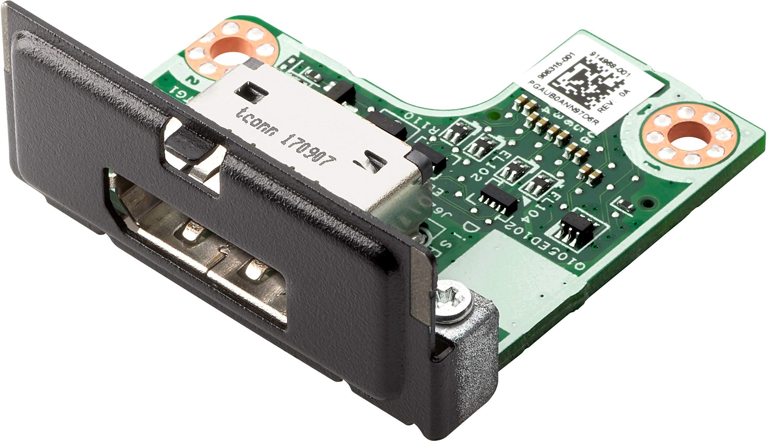 HP Flex IO Card - DisplayPort Port