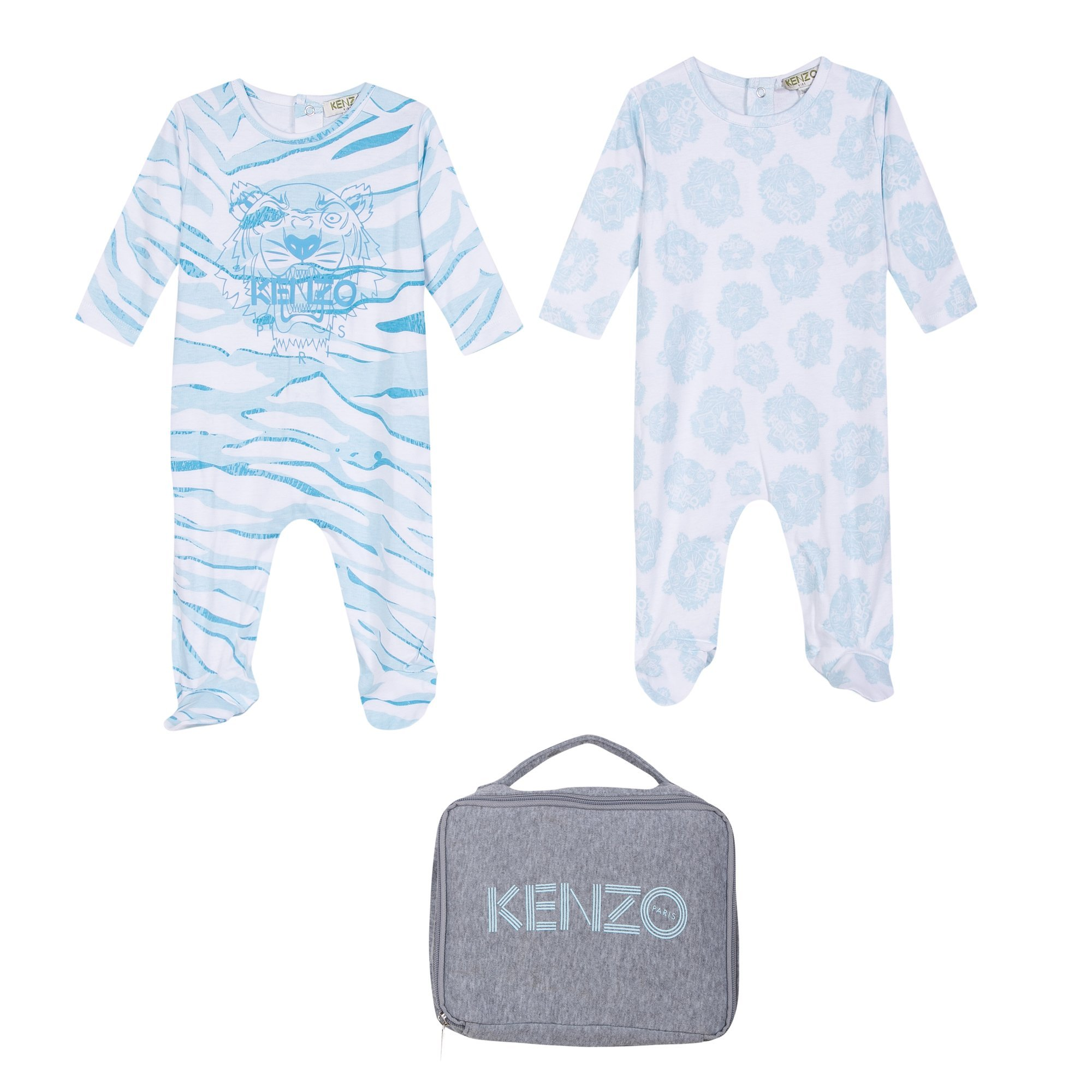 Kenzo Baby Camille Accessory Set for Boy and Girl