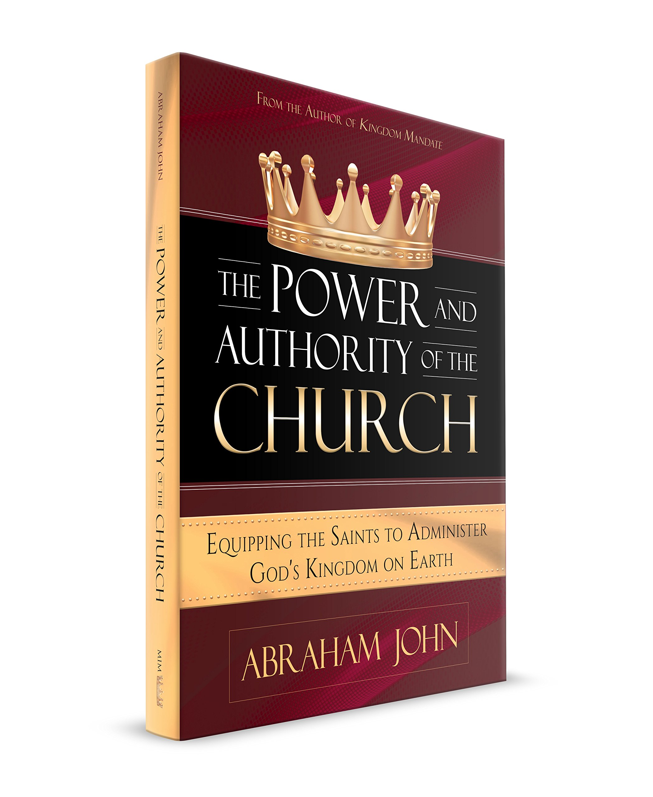 power and authority of the church abraham john ellen king