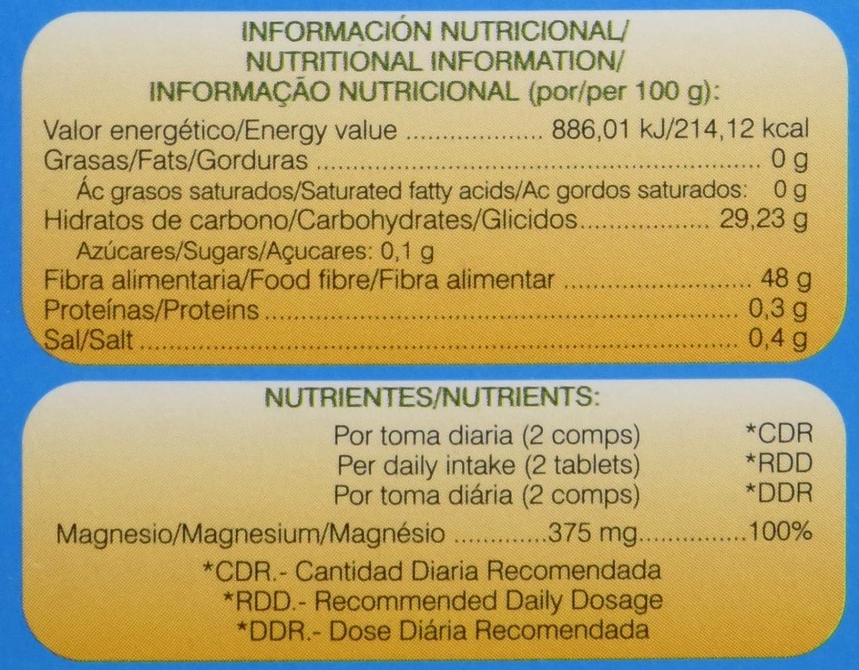 Soria Natural Magnesio - 30 Comprimidos: Amazon.es: Salud y cuidado personal