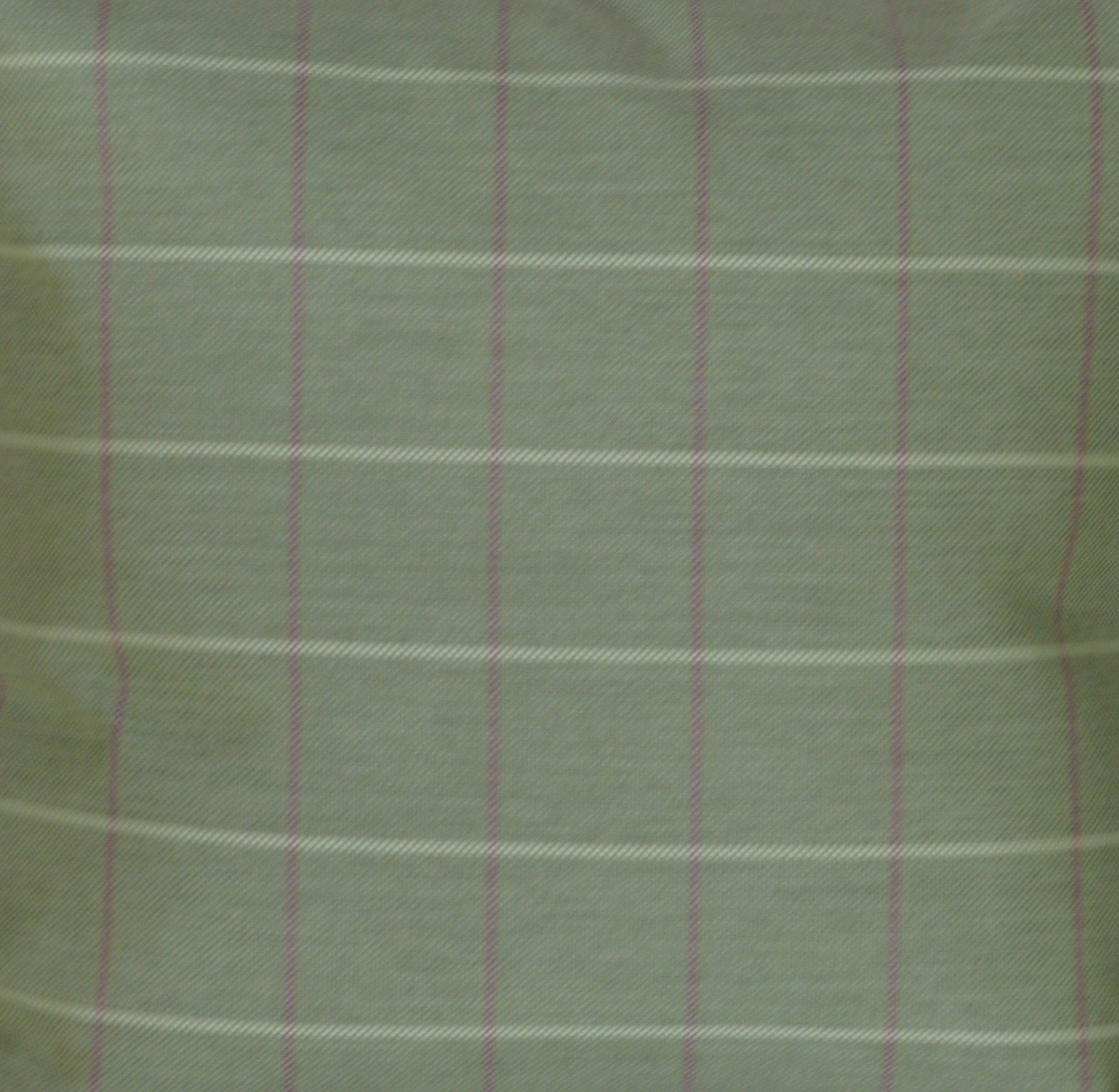 A & L Furniture Sundown Agora Pergola Curtains, 8' x 10', Cottage green
