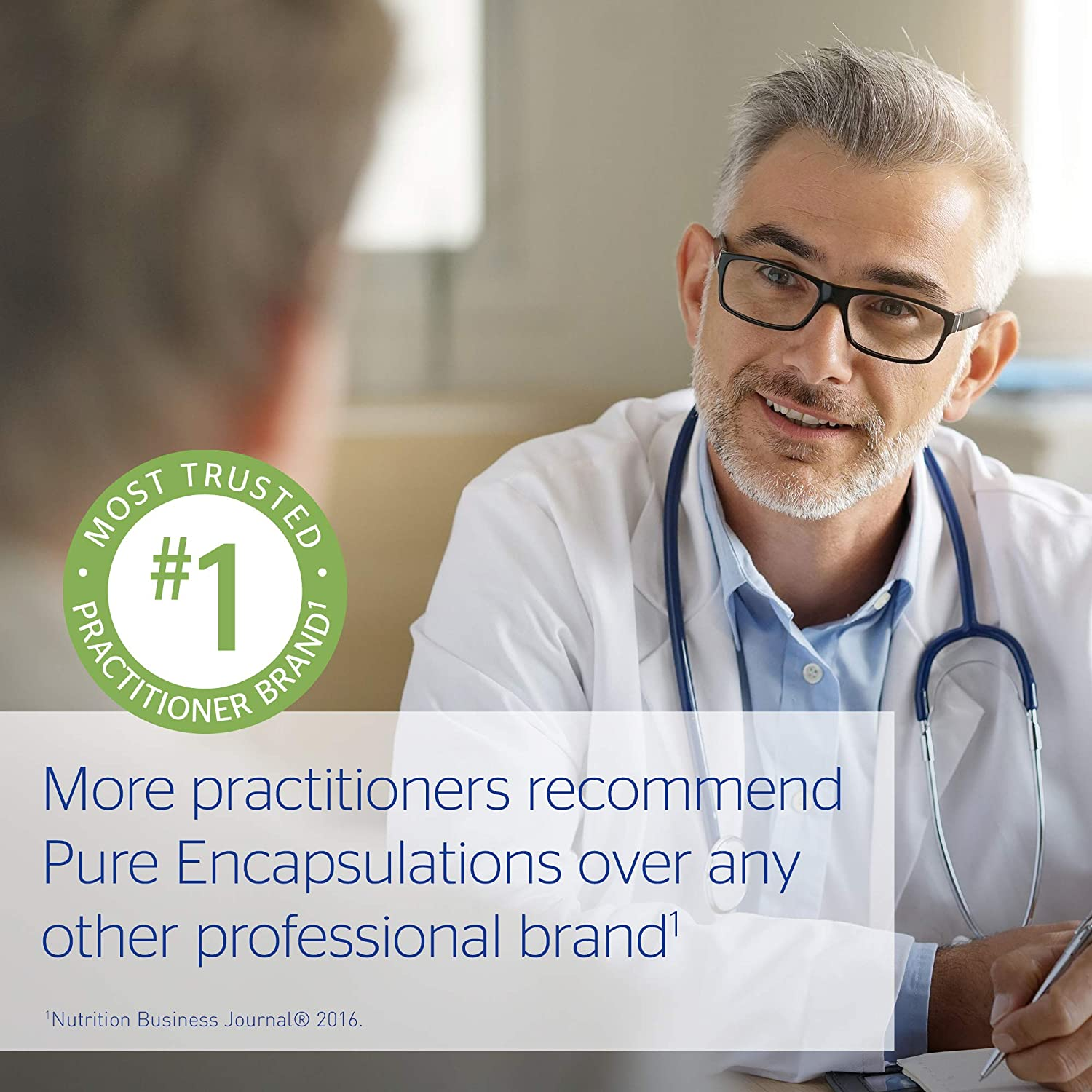 Pure Encapsulations - Green Tea Extract - Decaffeinated - Hypoallergenic Antioxidant Support for All Cells in The Body* - 60 Capsules
