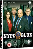 NYPD Blue Complete Season 7 [DVD] [Import anglais]