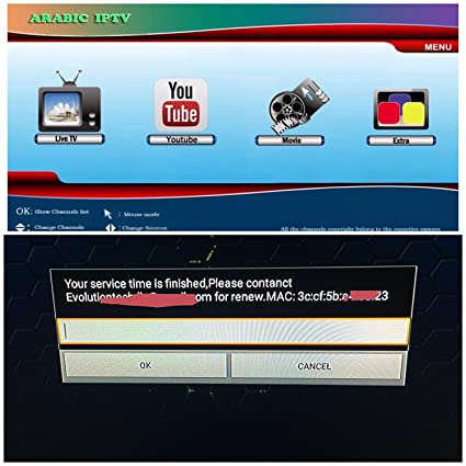 code activation arabic iptv