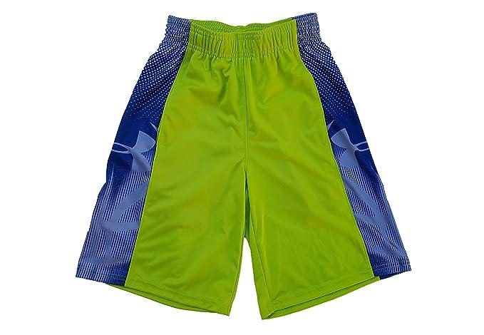 1dd1210943 Under Armour Jump Over 'Em Boys' Basketball Shorts: Amazon.ca ...