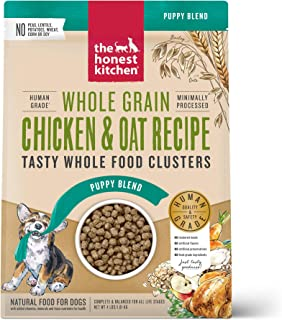 product image for The Honest Kitchen Whole Food Clusters Human Grade Dry Puppy Food