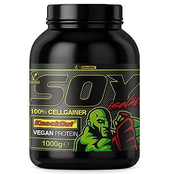 100%SojaCG, Soja CellGainer - Proteína sin lactosa, 1kg fresa: Amazon.es: Salud y cuidado personal