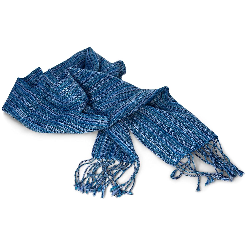 Alpakawolle Schal - In einer Vielfalt von Farben erhältlich – Luxuriös T01844-BU