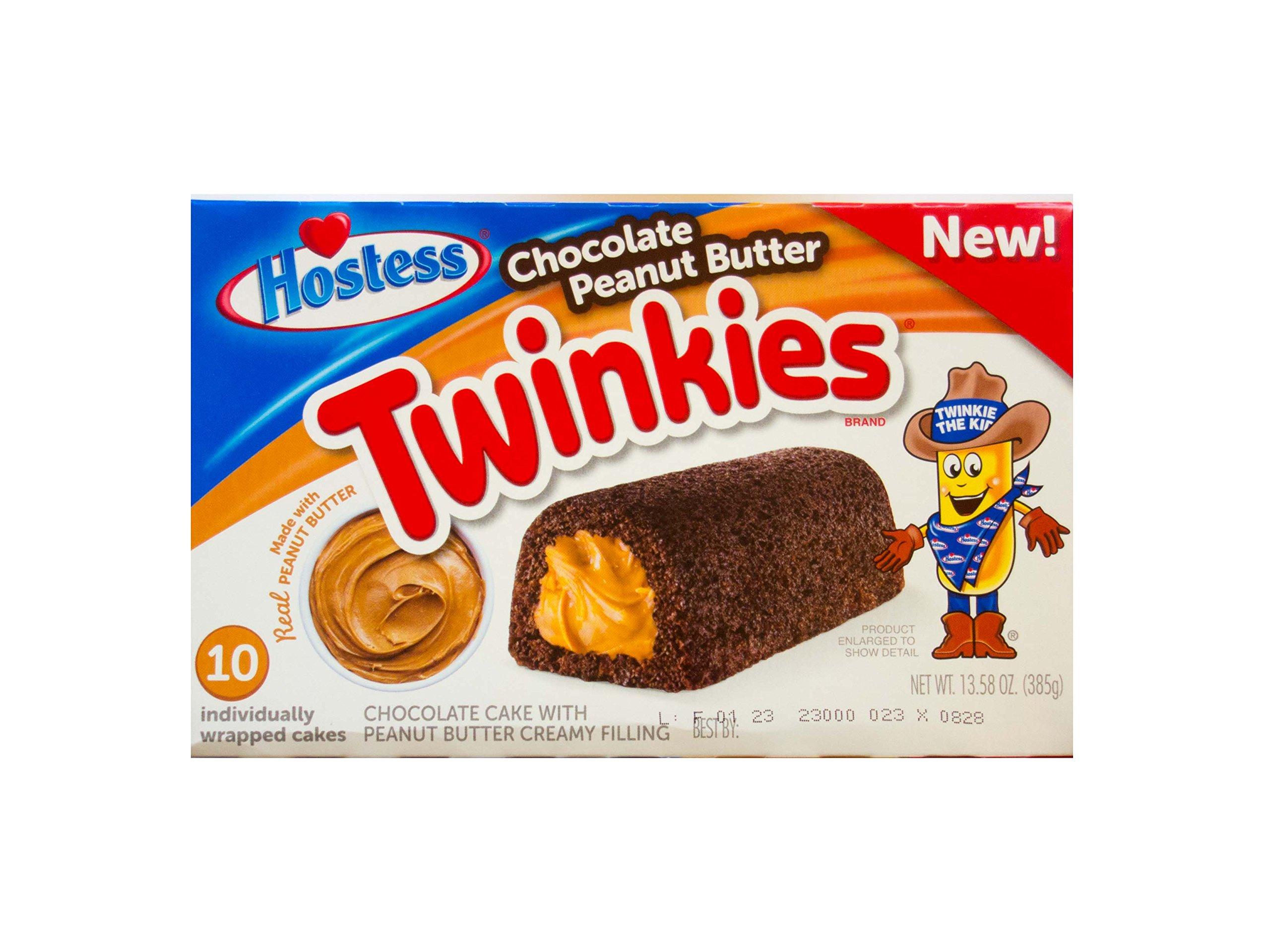 Hostess Chocodile Twinkies (Fudge Covered) 2 Boxes: Amazon