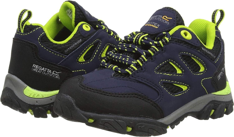 Regatta Unisex Kids Holcombe Jnr Low Rise Hiking Boots