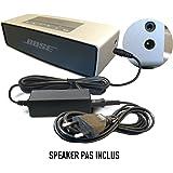 ABC Products® Remplacement Bose 12V / 12 Volt Adaptateur Secteur Pile / Batterie Mur Chargeur Cable PS71, PS51, PS72, PS73, PS74, PS77, JOD-48U-08A, PT 263027 Pour Companion 2 (Series II and III) d'enceintes multimédia, Lifestyle 12, 20, 25, 40 Music System Center, SoundLink MINI, SoundDock XT Bluetooth Enceinte Portable / Speaker etc