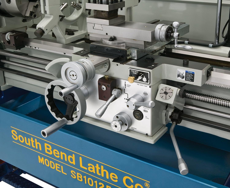 Amazon com: South Bend SB1012F EVS Lathe with DRO, 14-Inch