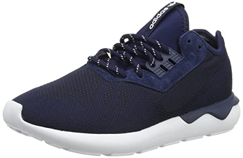 watch 9d72d 0d2bd adidas Tubular Runner, Men s Running Shoes, Blue (Collegiate  Navy Collegiate Navy