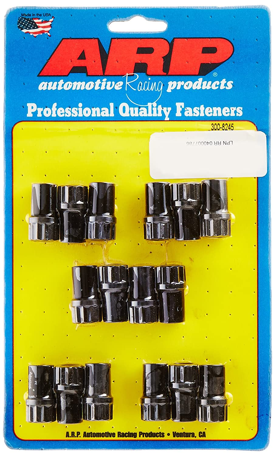 ARP 3008245 Perma-Loc Rocker Arm Adjuster - Pack of 16