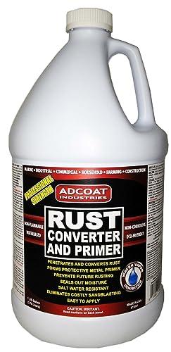 Rust Converter And Primer - Gallon Size