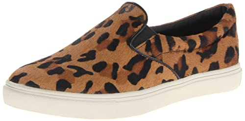 b491e8879d2c Image Unavailable. Image not available for. Colour: Steve Madden Women's Ecentric  Leopard Sneakers ...