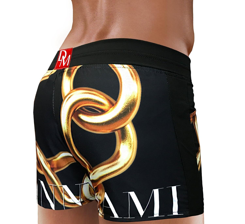 Danny Miami Mens Swimwear Fashion Swim Shorts Collection