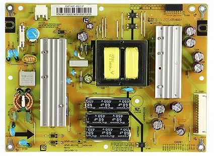 Amazon com: Vizio 56 04115 003 Power Supply Board OPVP-0217