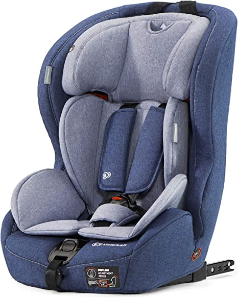 Kinderkraft Silla de Coche Isofix SAFETY FIX, Grupo 1/2/3, 9-36 kg ...
