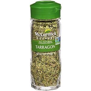 McCormick Gourmet Tarragon Leaves, 0.37 oz