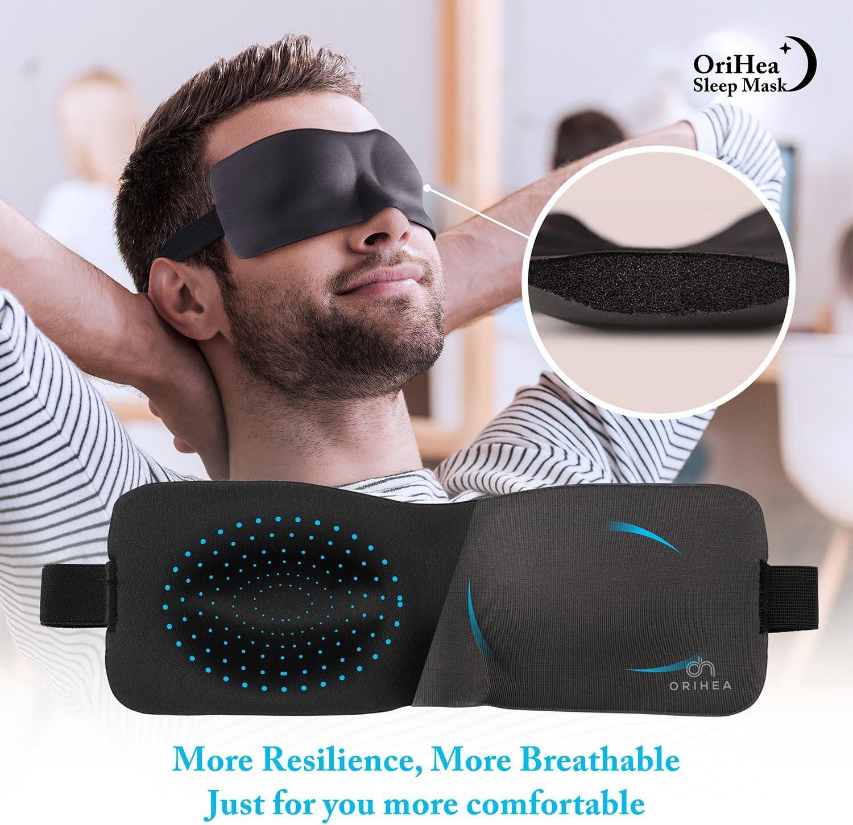 Masques de sommeil ORIHEA
