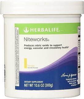 Herbalife Niteworks Lemon (10.6 Ounce)