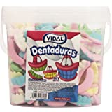 Vidal - Dentaduras - Caramelo de goma - 200 caramelos