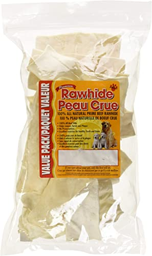 Masters Best Friend Rawhide White Chips Pet Treat 1 Pack