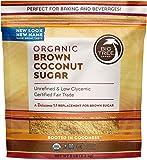 Big Tree Farms Organic Brown Coconut Sugar, Non-GMO, Gluten Free, Vegan, Fair Trade, Natural Sweetener, 5 Pound (Packaging May Vary)