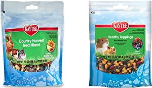 Kaytee Country Harvest Treat Blends for Small Animals
