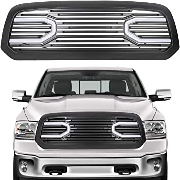 Grilles & Grille Guards S Style Jie Norman Front Grill Fits For ...