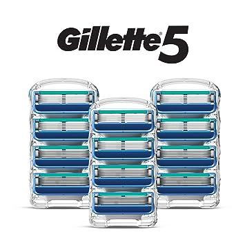 Amazon.com: Gillette 5 - Maquinilla de afeitar para hombre ...