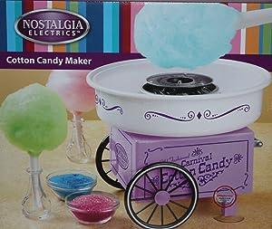 Nostalgia Electrics Model Ccm305 Cotton Candy Maker