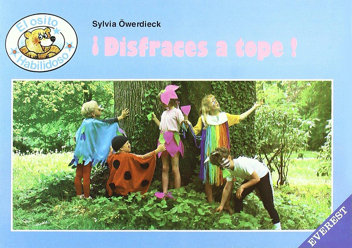 Â¡Disfraces a tope! (El osito habilidoso) (Spanish) Paperback