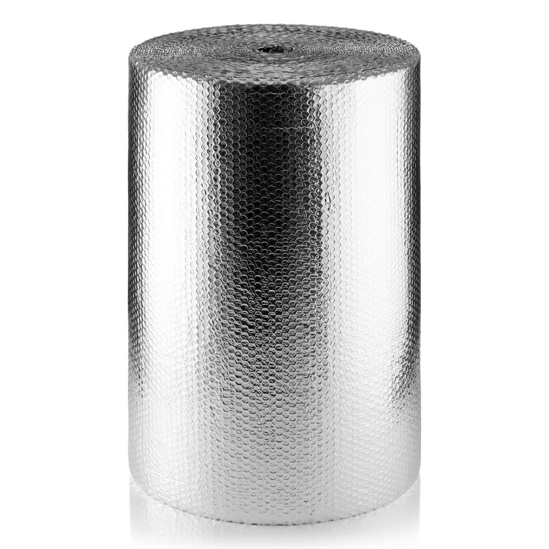 SuperFOIL 1.5m 50m-SFBA MP Loft Insulation Aluminium 2 x Foil 1 x Bubble 1500mm Wide Boulder Developments Ltd. SFBA MP 1.5m x 50m