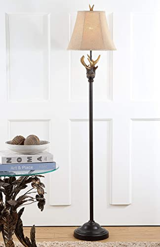 Safavieh Lighting Collection Sundance Antler Floor Lamp