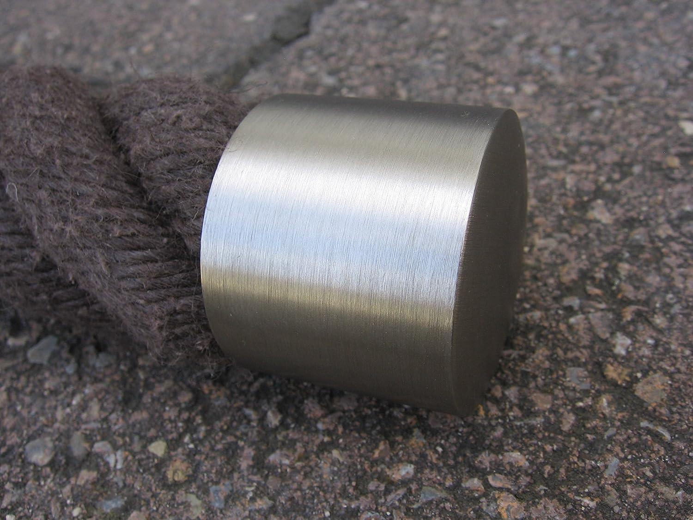 Gepotex n/íquel para 40 mm pasamanos de cuerda