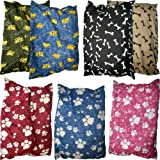 MISS DAISYS PET DOG BED CUSHION LARGE SIZE AVAILABLE COLOR GREEN, MAROON, BROWN, PINK & BLUE