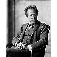 WeSellPhotos Gustav Mahler 8x10 Foto